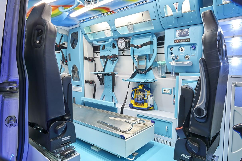 Sanificazione Ambulanze con Ozono